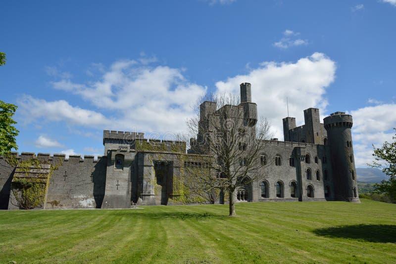 Penrhyn slott arkivbilder