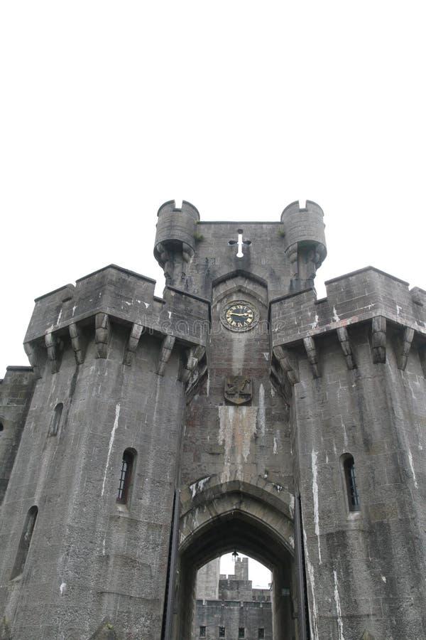 Penrhyn slott arkivfoton