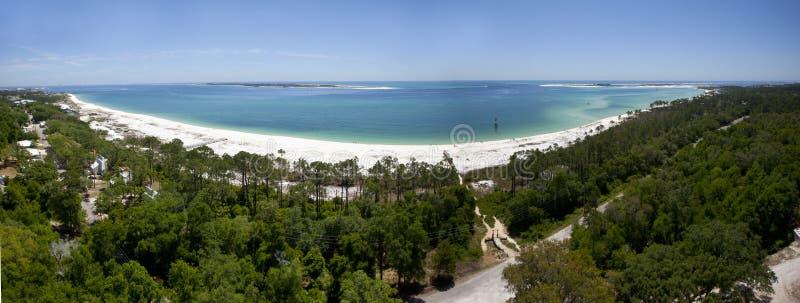 Pensacola Bay Entrance - Lighthouse View