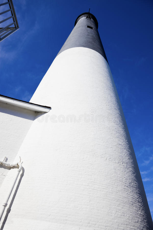 Download Pensacola Lighthouse stock photo. Image of tall, blue - 17932488