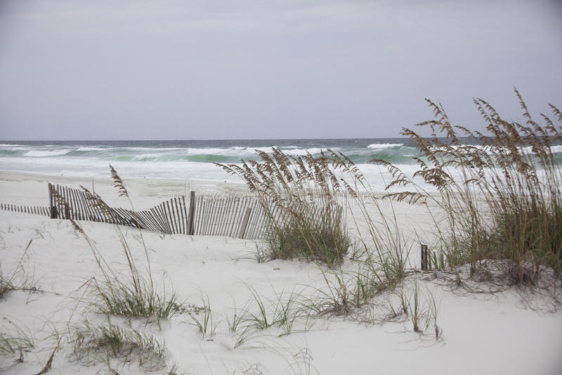 Pensacola-Strand lizenzfreies stockbild