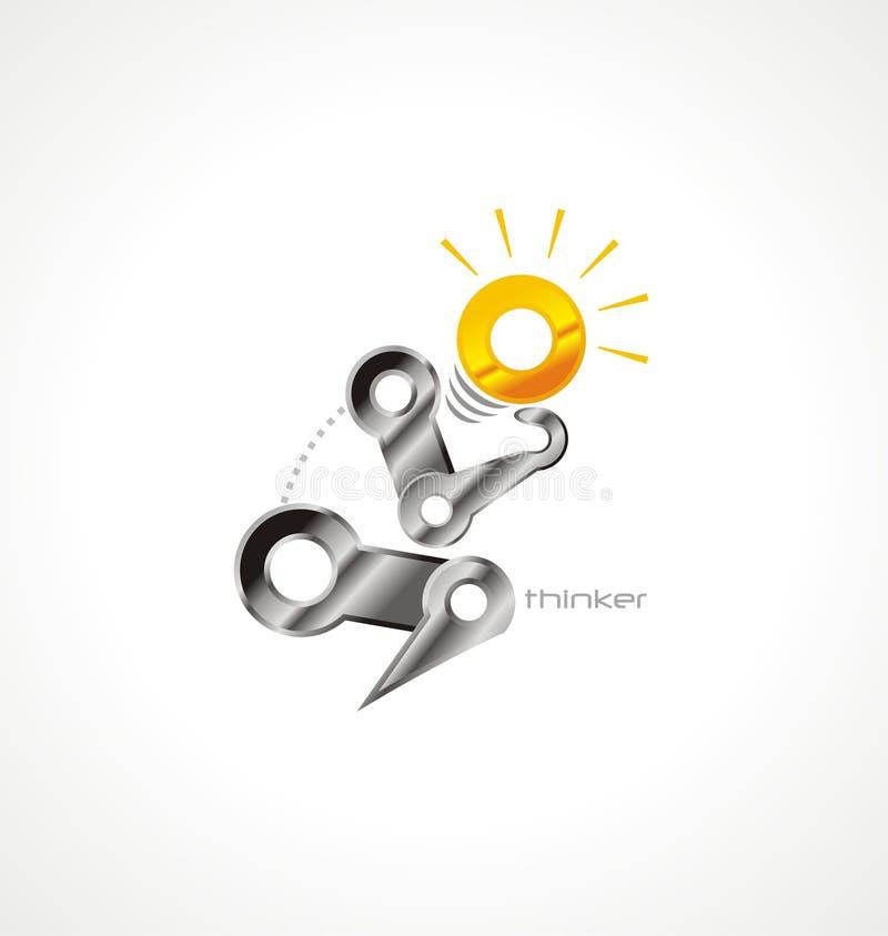 pensador libre illustration