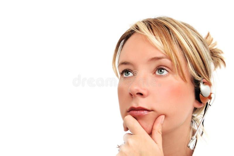 Penseur d'affaires photos stock