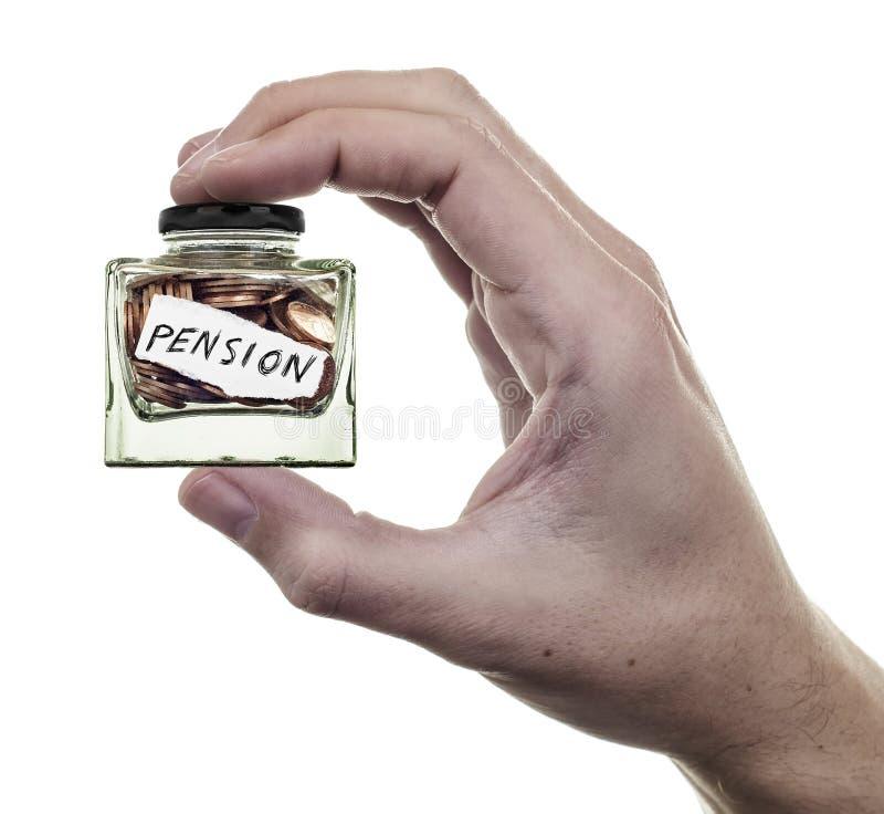 Pensión imágenes de archivo libres de regalías