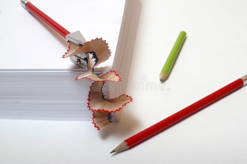 Pensils immagini stock