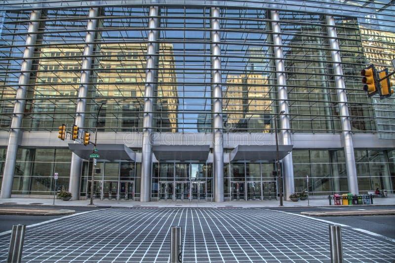 Pensilvânia Convention Center imagem de stock royalty free