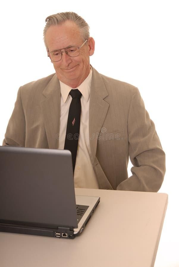 pensionär för 36 affärsman arkivbilder