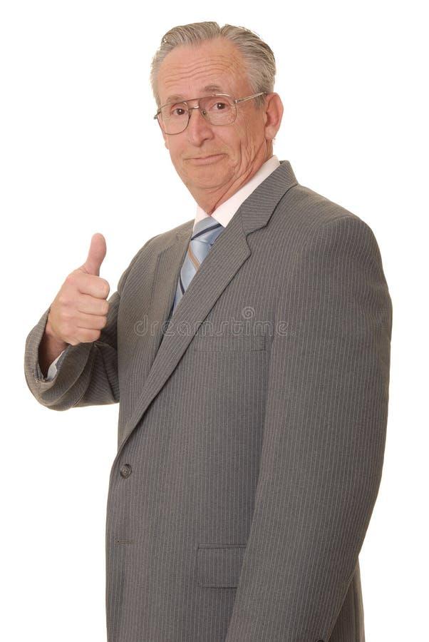 pensionär för 37 affärsman arkivbilder