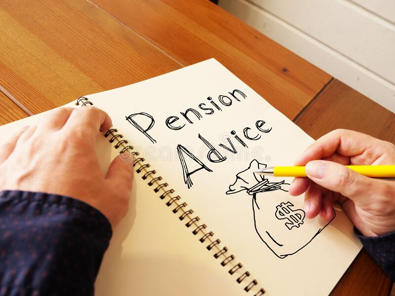 Benefits of Pension Advice