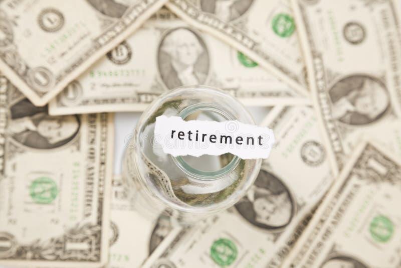 Pensione immagine stock