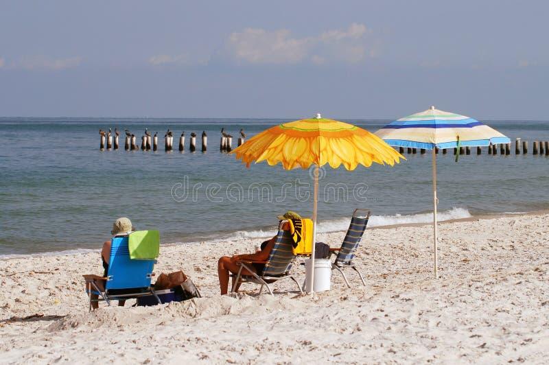 Pensione in Florida immagini stock libere da diritti