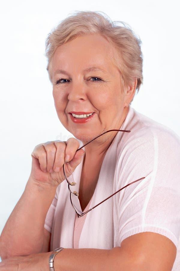 Pensioneer royalty-vrije stock foto
