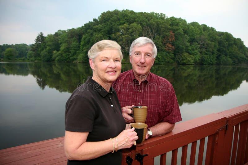 Pensionering stock fotografie