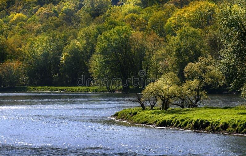 Pensylwanii krajobrazu zdjęcia stock