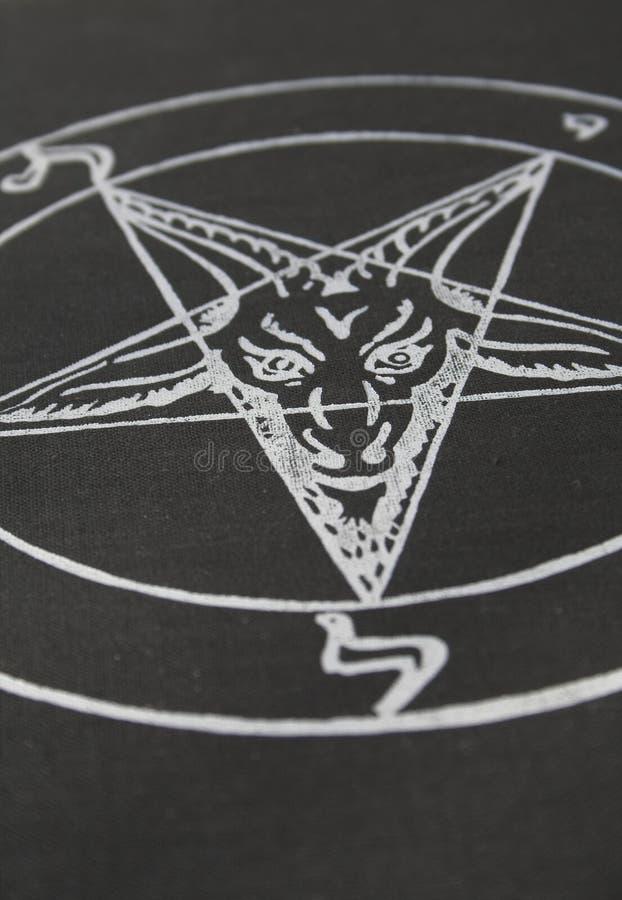 pentagram obraz stock