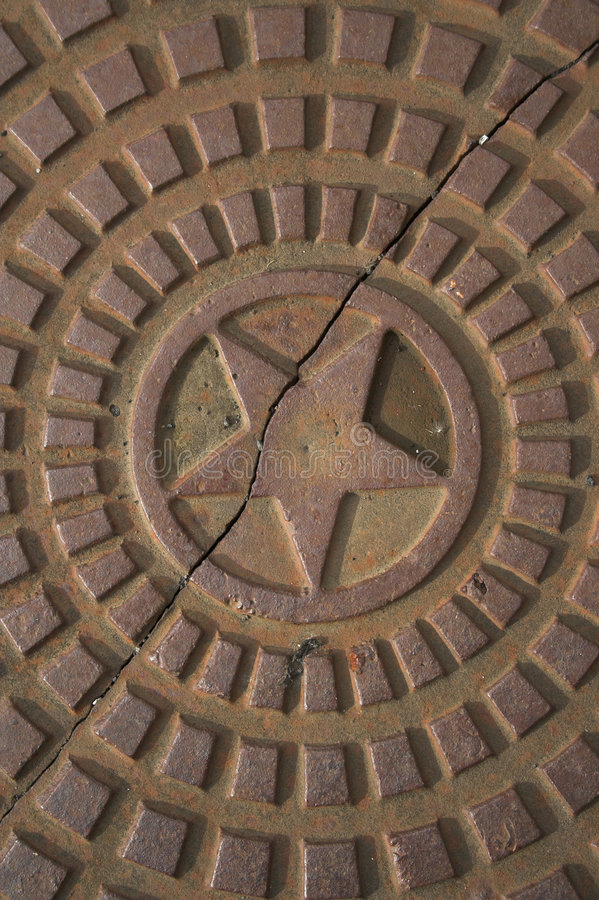 Pentagram immagini stock libere da diritti