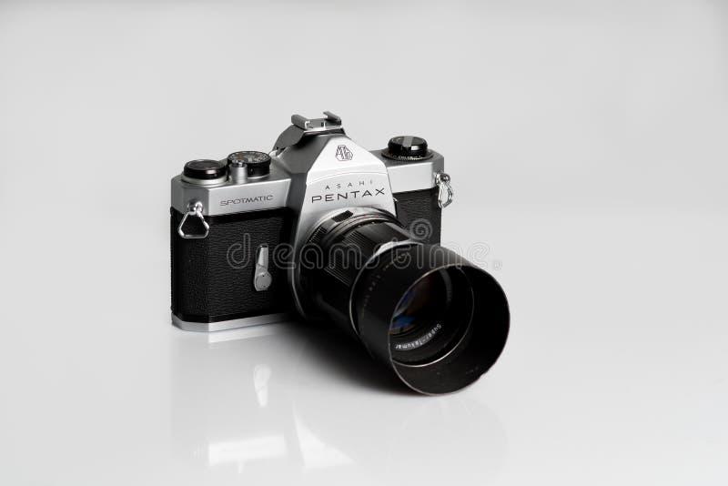 Pentax Asahi Spotmatic zdjęcie royalty free