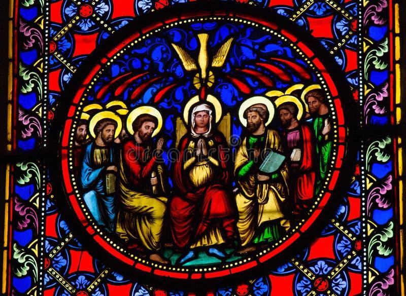 Pentecost στοκ φωτογραφία με δικαίωμα ελεύθερης χρήσης