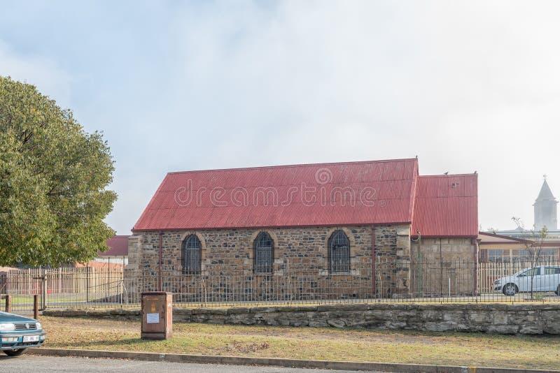 Pentecostal церковь в Standerton стоковая фотография