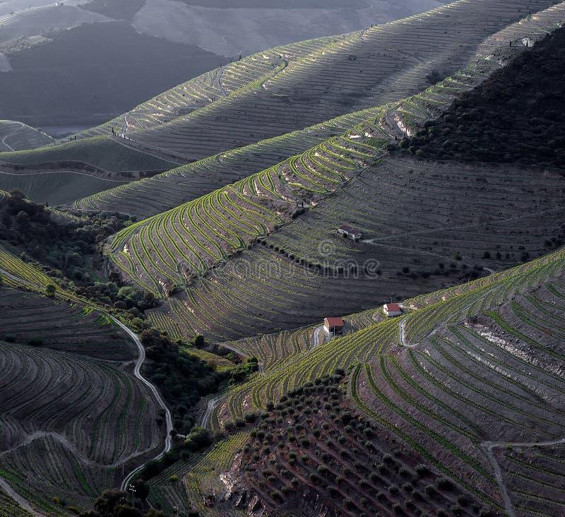 Pentes de Douro photos libres de droits