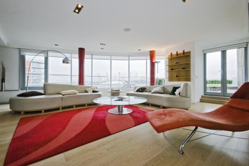 Penthouse royalty-vrije stock fotografie