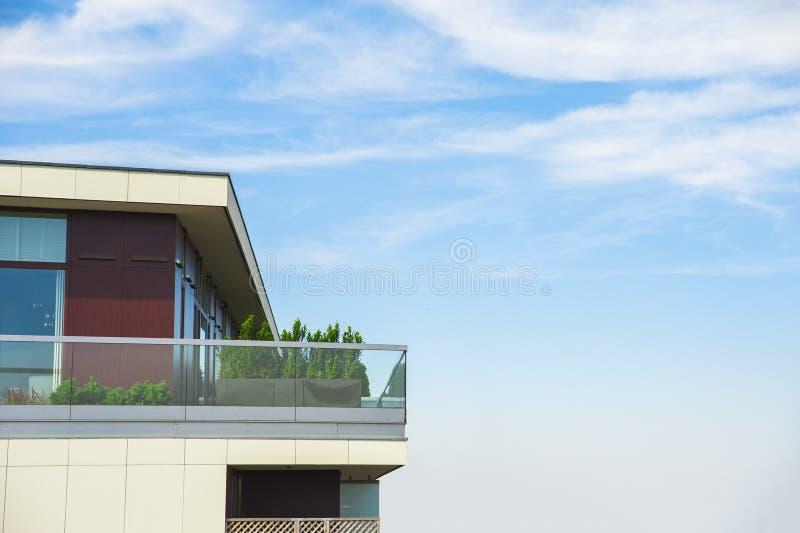 penthouse obrazy stock