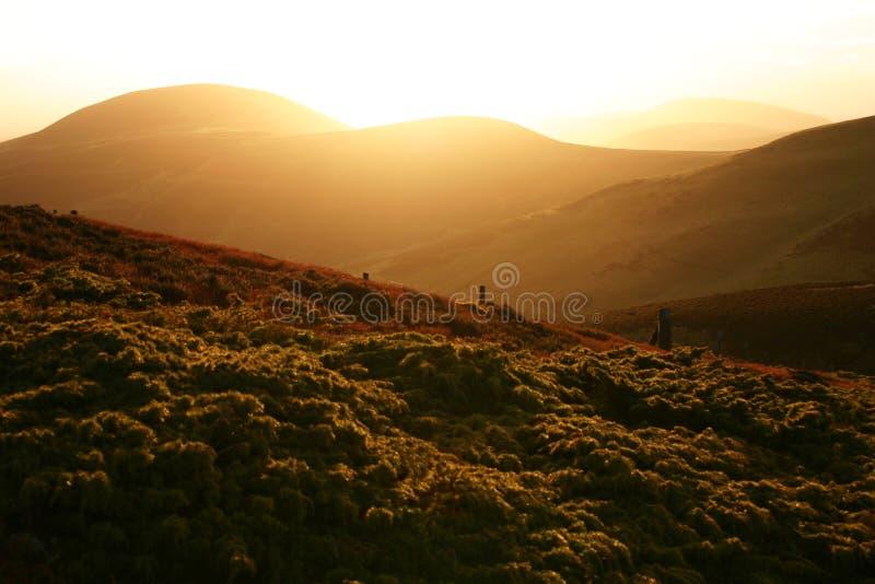 pentland холмов стоковая фотография