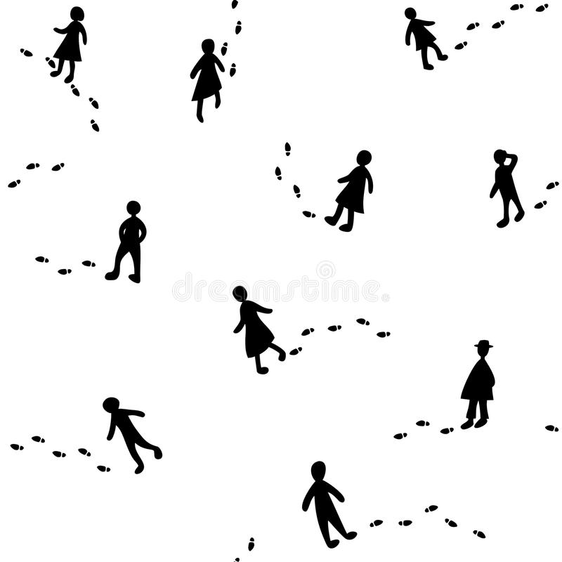 Download People stock vector. Illustration of human, different - 19595496