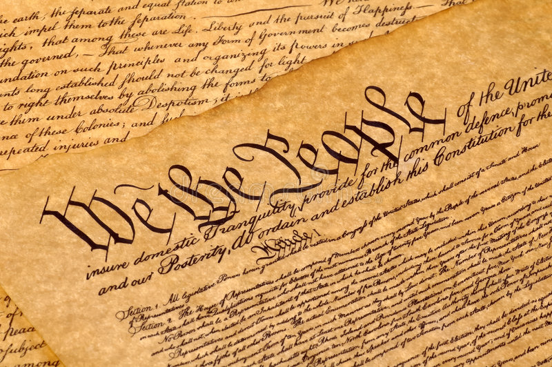 Download We The People stock photo. Image of autograph, justice - 341574