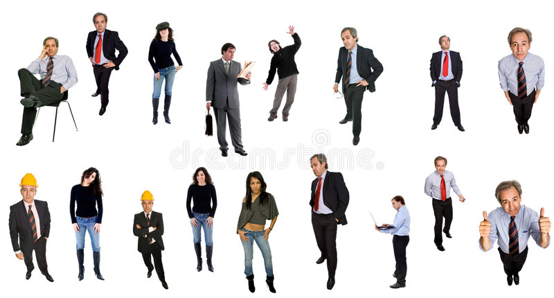 People stock images