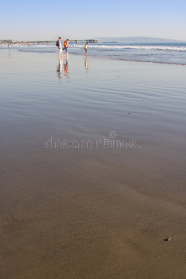 Download People at the beach stock photo. Image of vacation, water - 6992520