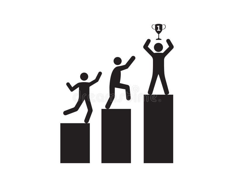 people care success health life logo template vector illustration