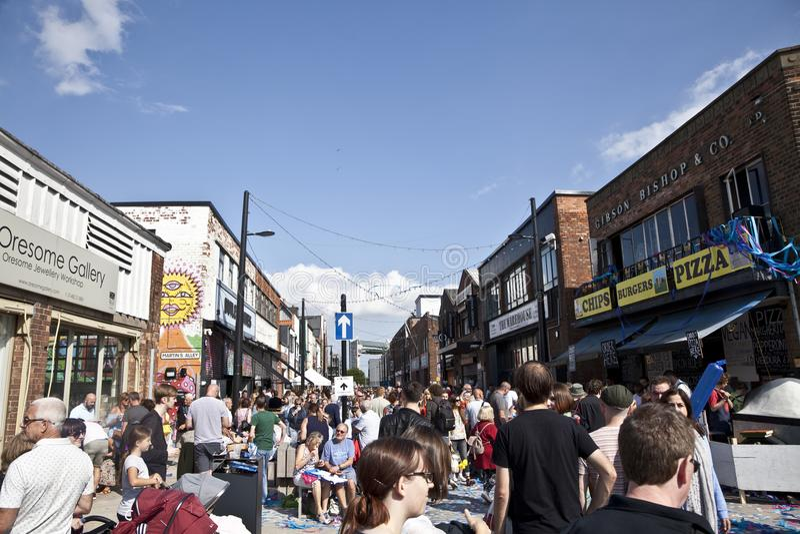Hull Freedom Festival stock images