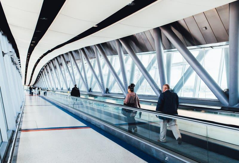 People On Escalator At Gatwick Airport Free Public Domain Cc0 Image