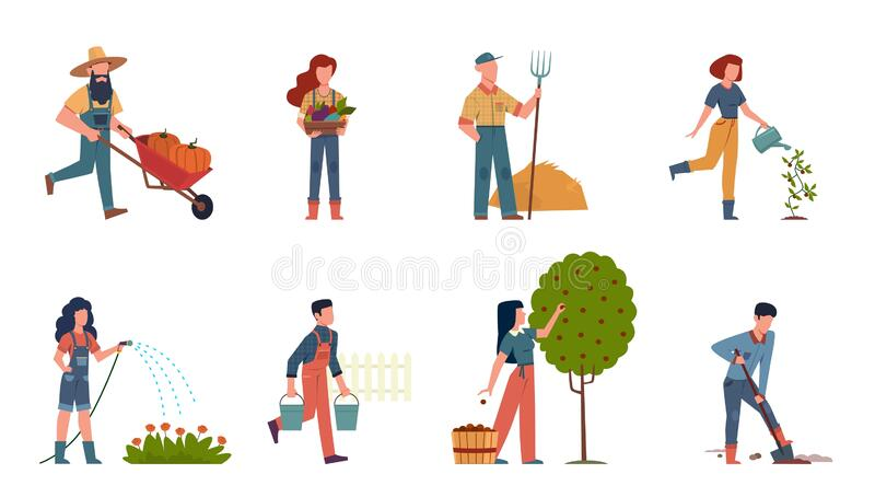 Planting Tools Stock Illustrations 1 044 Planting Tools Stock