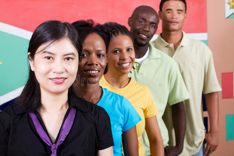 People group stock photo