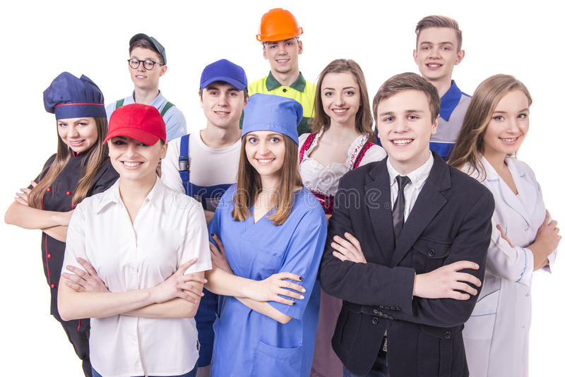People group stock photography