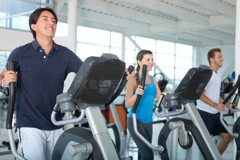 Download People at the gym stock photo. Image of group, happy - 21135380