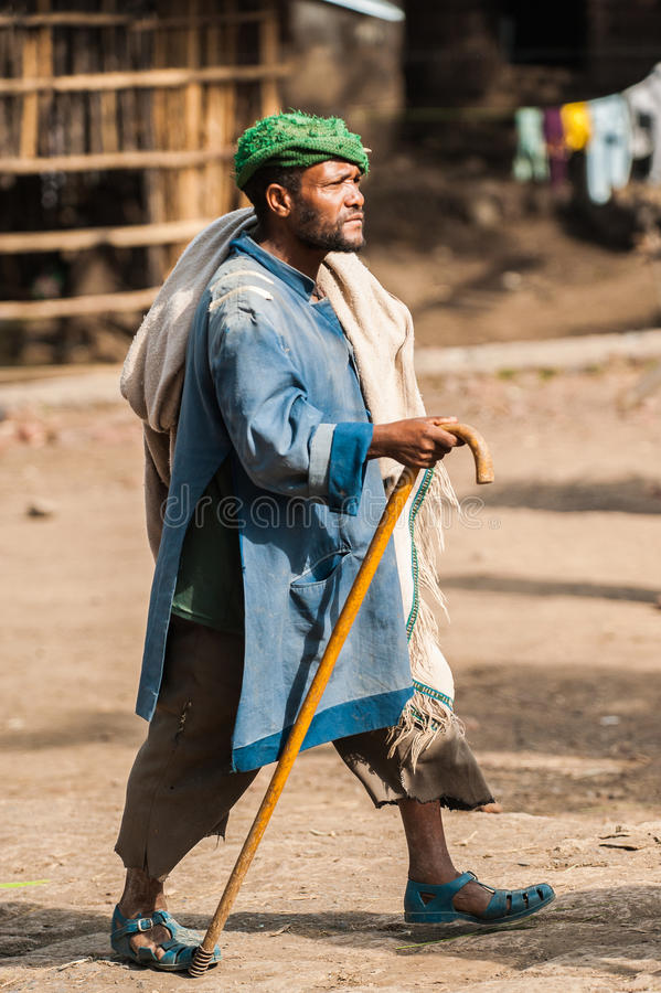 Free People In AKSUM, ETHIOPIA Stock Photography - 52186672