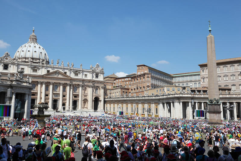 Download People Are On International Pilgrimage Editorial Image - Image of famous, blue: 18361800