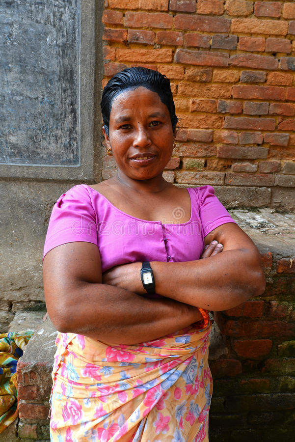 Download People From Katmandu Suburbs Living In Poverty Editorial Image - Image: 34580325