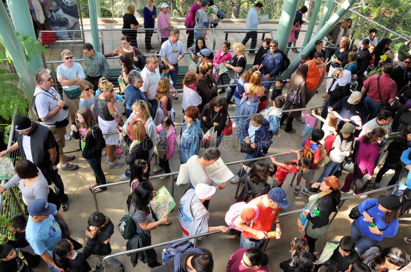 Download People in line editorial photography. Image of crowed - 17735522