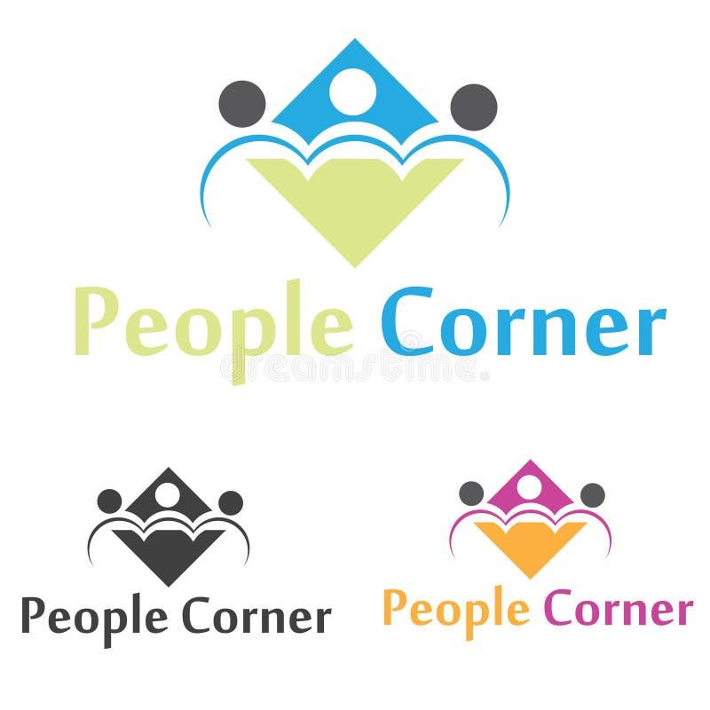 Download People Logo Stock Image - Image: 24420191