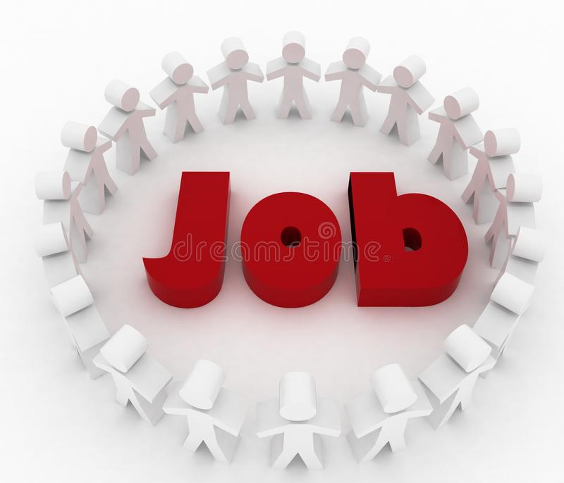 Download People Looking For Job. Career Opportunity Concept Royalty Free Stock Image - Image: 32251206