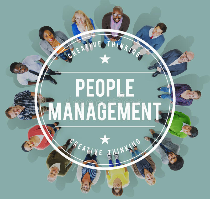 Free People Management Manpower Occupation Employee Concept Stock Photos - 77457743
