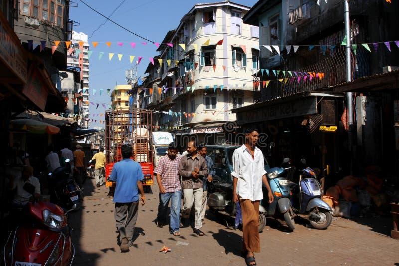 People of Mumbai royalty free stock photos