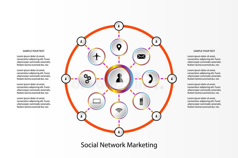People network icon concept marketing transport communicate techpeople network icon concept marketing transport communicate techno vector illustration