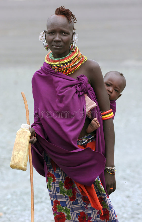 Free People Of Africa Royalty Free Stock Image - 5909046