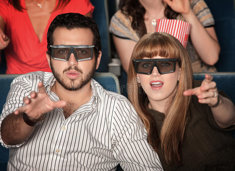Download People Reach Out for 3D stock photo. Image of entertainment - 22975884