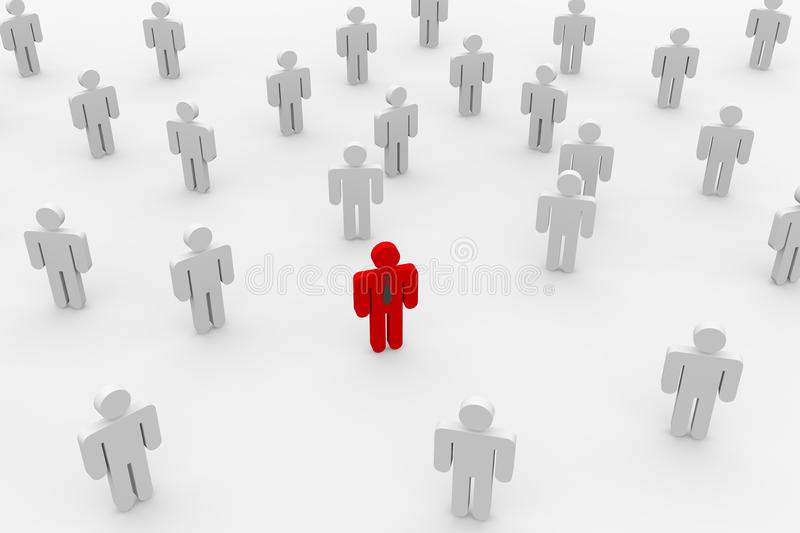 Download People Search. Employee Search. Stock Photos - Image: 18933153